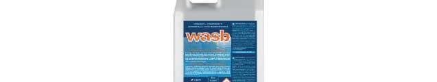 Nuevo detergente para bandas